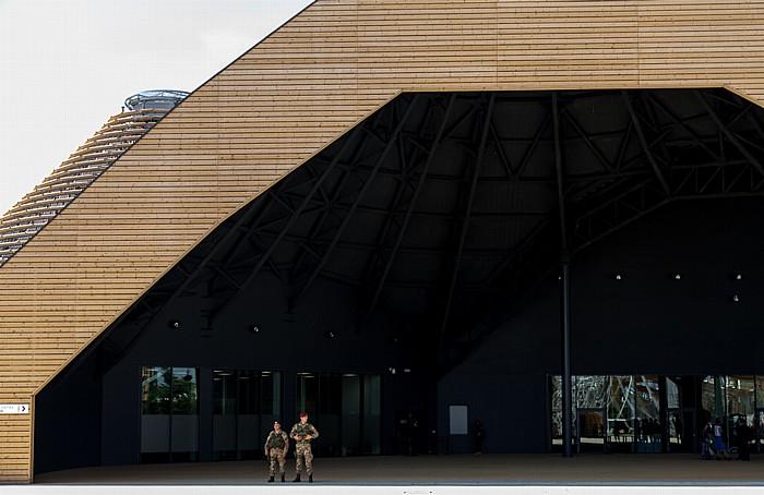 Mailand EXPO Milano 2015: EXPO Centre EXPO Centre EXPO 2015