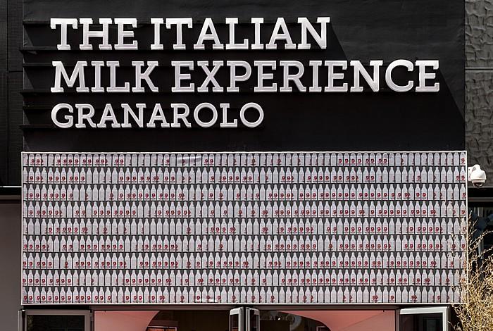 Mailand EXPO Milano 2015: The Italian Milk Experience Granarolo