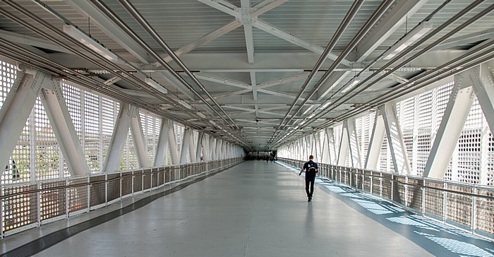 Mailand EXPO Milano 2015: Eingang West Eingang West EXPO 2015
