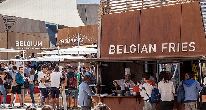 Mailand EXPO Milano 2015: Belgischer Pavillon Belgischer Pavillon EXPO 2015