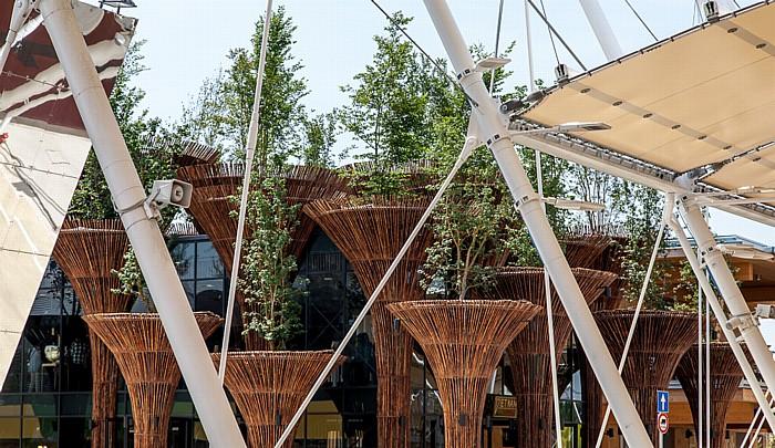 Mailand EXPO Milano 2015: Vietnamesischer Pavillon Vietnamesischer Pavillon EXPO 2015