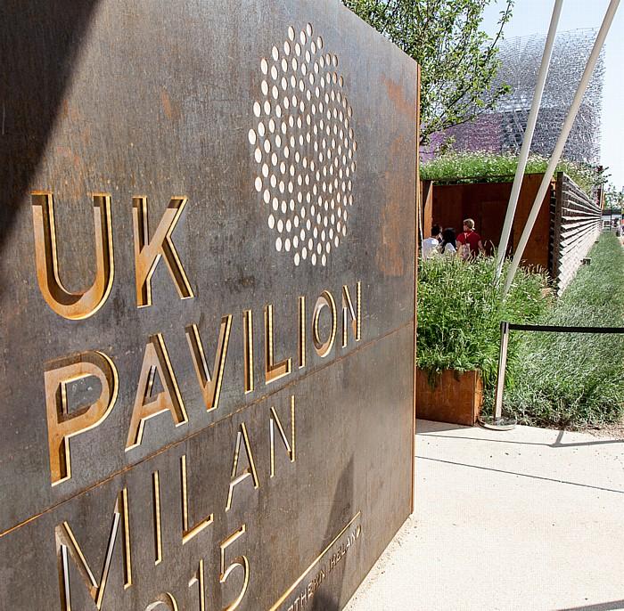 Mailand EXPO Milano 2015: Britischer Pavillon Britischer Pavillon EXPO 2015
