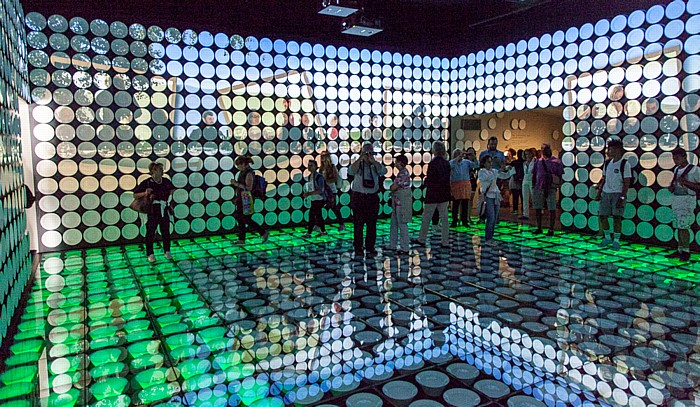 Mailand EXPO Milano 2015: Spanischer Pavillon Spanischer Pavillon EXPO 2015