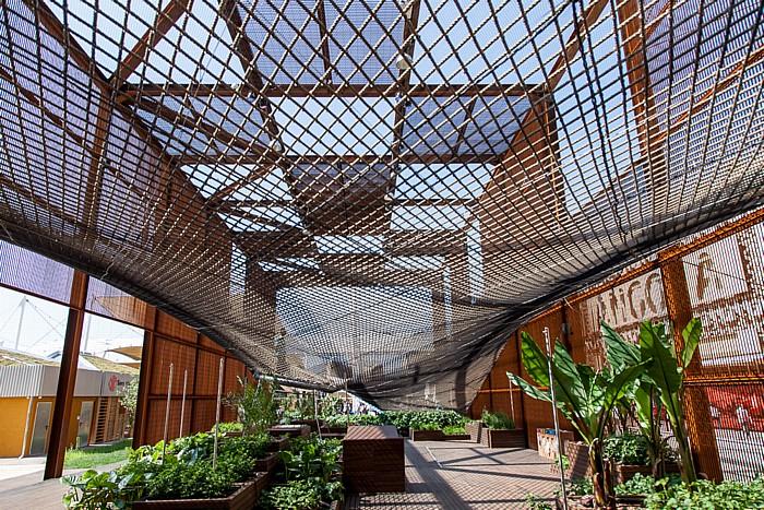 Mailand EXPO Milano 2015: Brasilianischer Pavillon Brasilianischer Pavillon EXPO 2015