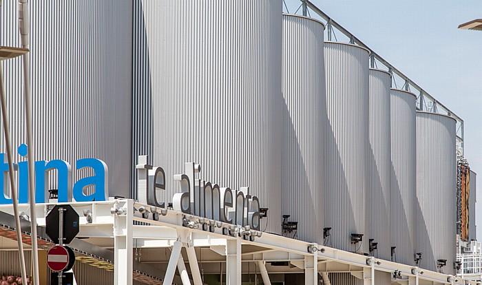 Mailand EXPO Milano 2015: Argentinischer Pavillon Argentinischer Pavillon EXPO 2015