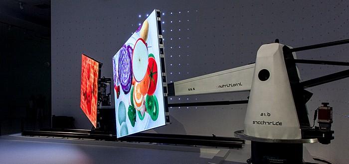 Mailand EXPO Milano 2015: Südkoreanischer Pavillon Südkoreanischer Pavillon EXPO 2015