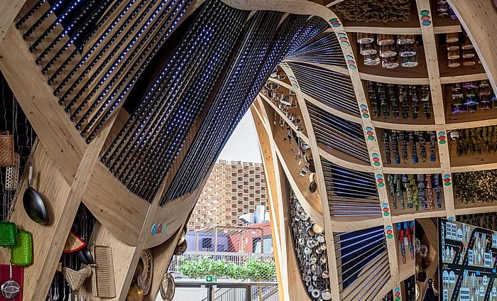 Mailand EXPO Milano 2015: Französischer Pavillon Französischer Pavillon EXPO 2015