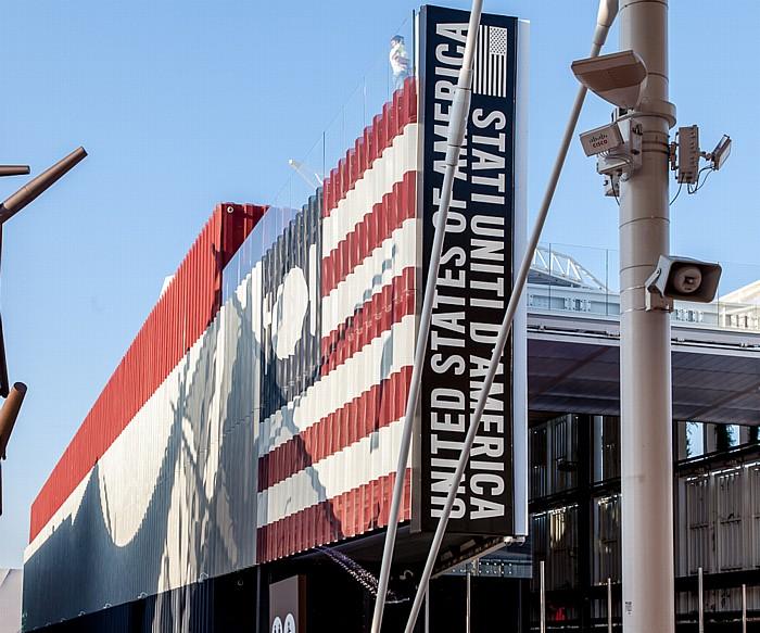 Mailand EXPO Milano 2015: US-amerikanischer Pavillon US-amerikanischer Pavillon EXPO 2015