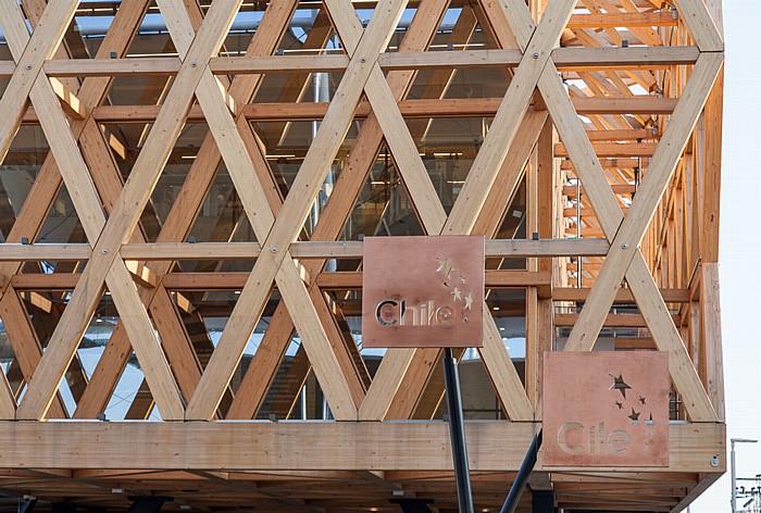 Mailand EXPO Milano 2015: Chilenischer Pavillon Chilenischer Pavillon EXPO 2015