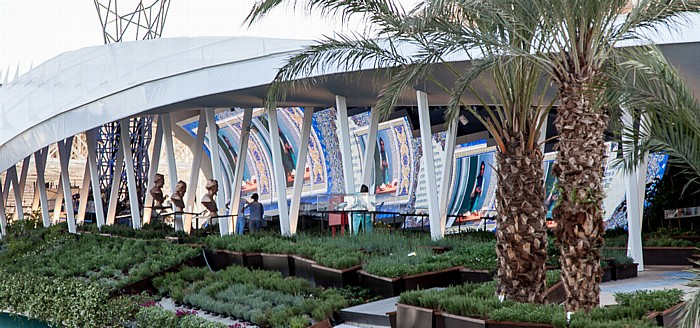 Mailand EXPO Milano 2015: Iranischer Pavillon Iranischer Pavillon EXPO 2015