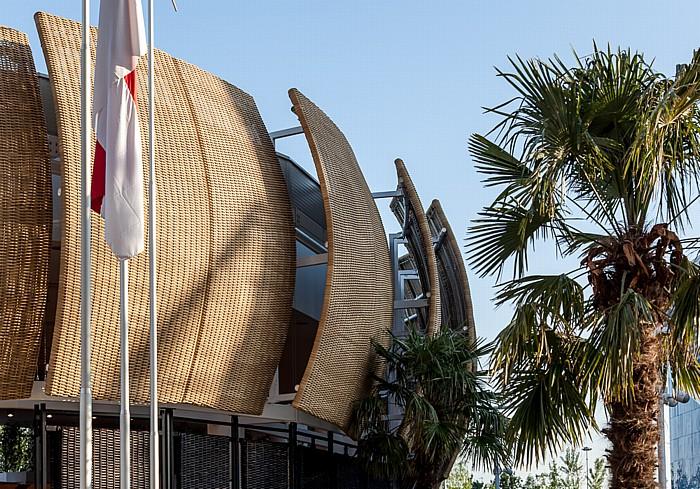 Mailand EXPO Milano 2015: Indonesischer Pavillon Indonesischer Pavillon EXPO 2015