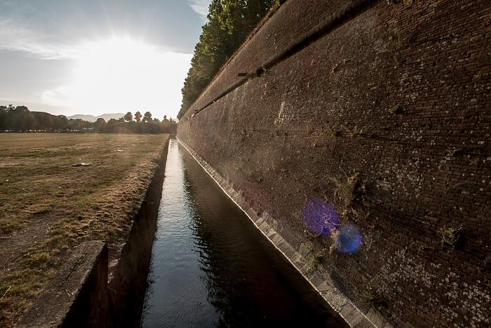 Befestigungswall (Mura di Lucca)
