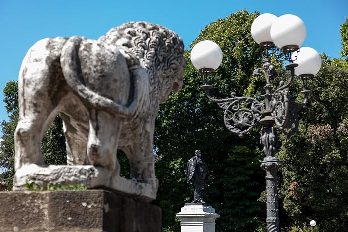 Befestigungswall (Mura di Lucca): Piazzale Vittorio Emanuele