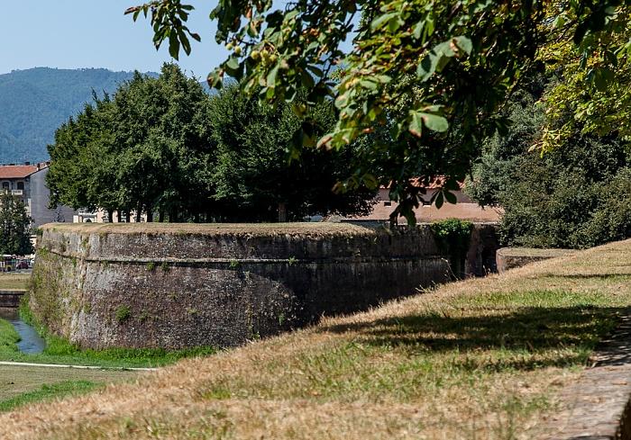 Befestigungswall (Mura di Lucca): Baluardo San Colombano