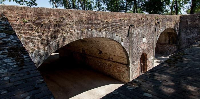 Befestigungswall (Mura di Lucca): Baluardo San Salvatore
