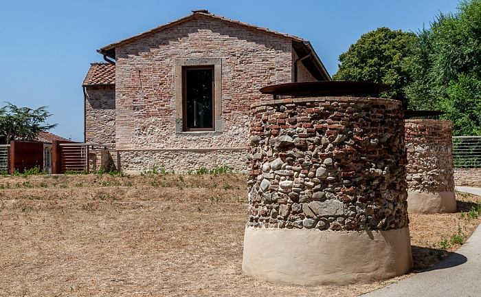 Befestigungswall (Mura di Lucca): Casa del Boia