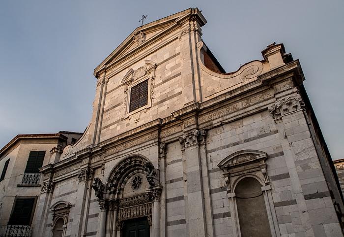 Lucca Centro Storico: Chiesa dei Santi Giovanni e Reparata
