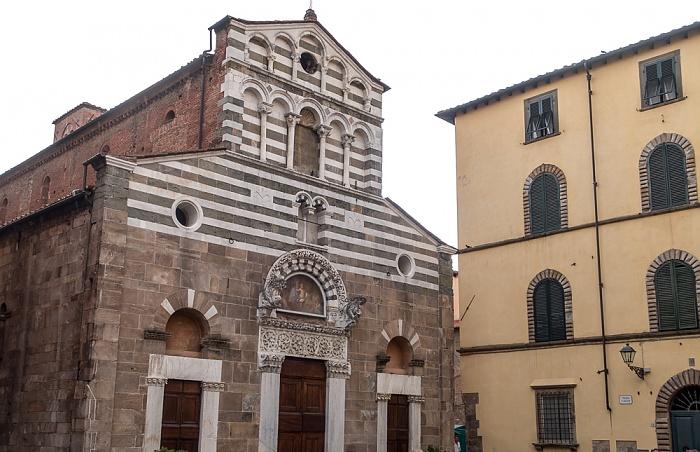 Lucca Centro Storico: Chiesa di San Giusto