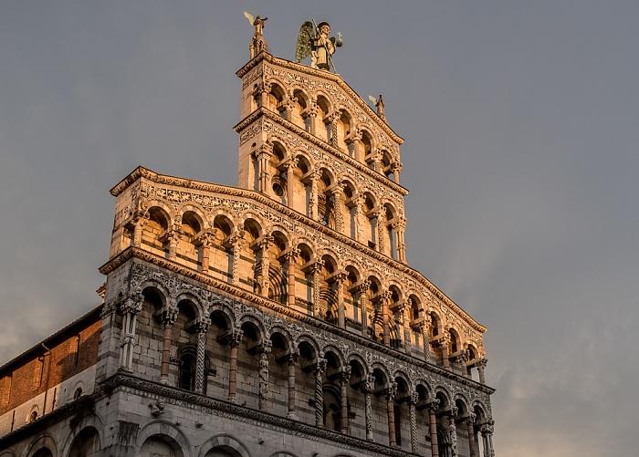 Lucca Centro Storico: Chiesa di San Michele in Foro