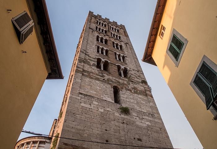 Lucca Centro Storico: Basilica di San Frediano