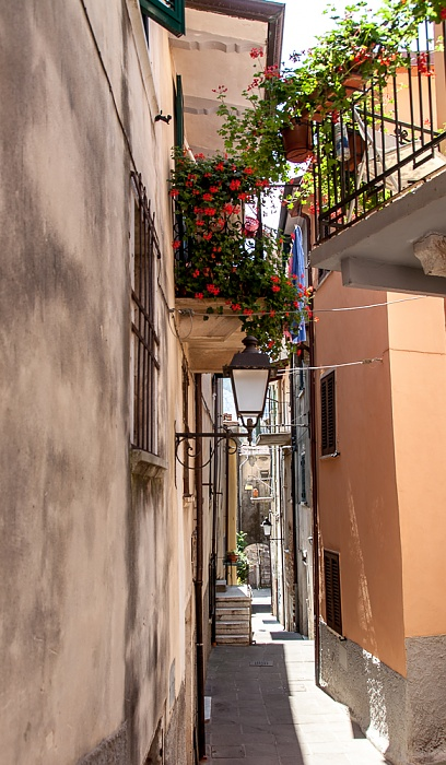 Carrara Apuanische Alpen: Colonnata