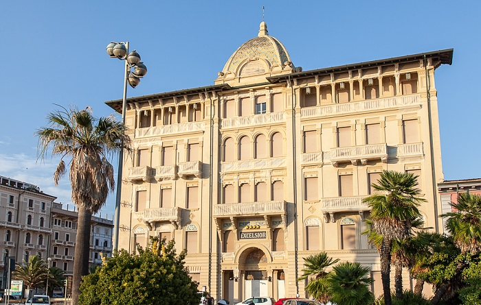 Viareggio Viale Giosuè Carducci: Hotel Excelsior