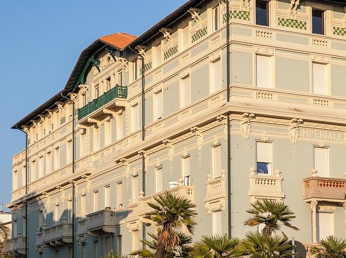 Viareggio Viale Giosuè Carducci: Hotel Imperiale