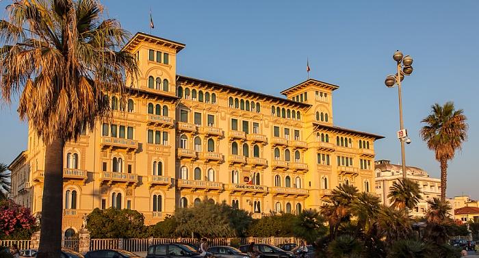 Viareggio Viale Giosuè Carducci: Grand Hotel Royal (Best Western)