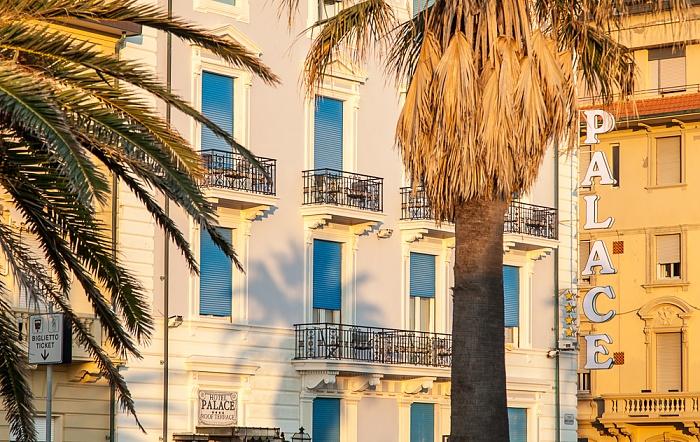 Viareggio Viale Giosuè Carducci: Palace Hotel
