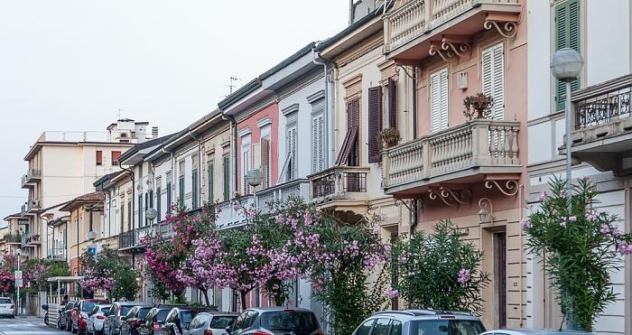 Viareggio Via Amerigo Vespucci