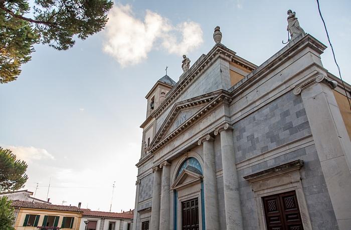 Viareggio Chiesa di Sant'Andrea