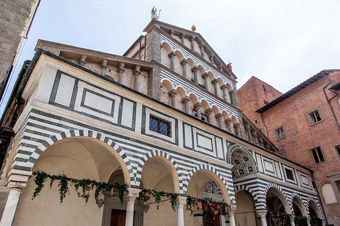Pistoia Centro Storico: Cattedrale di San Zeno