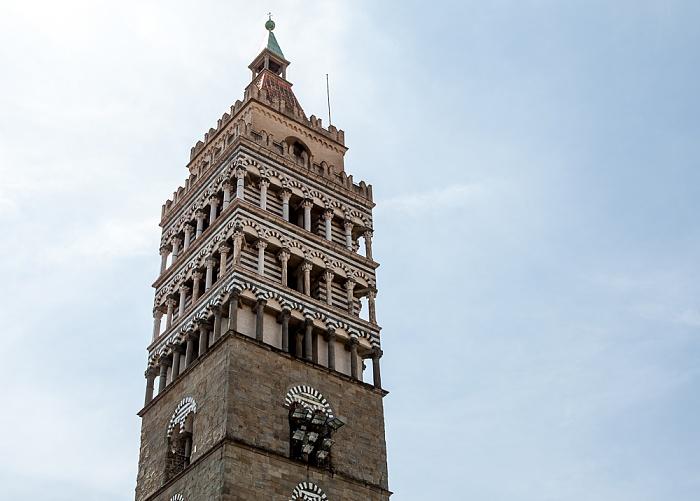 Centro Storico: Campanile del Duomo di Pistoia