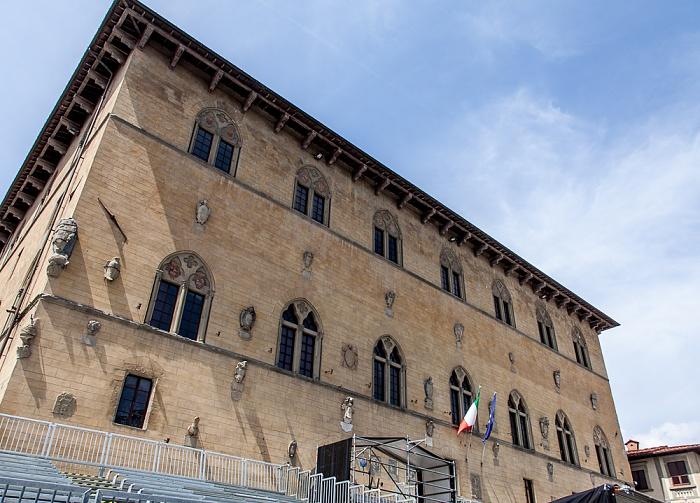 Pistoia Centro Storico: Palazzo Pretorio