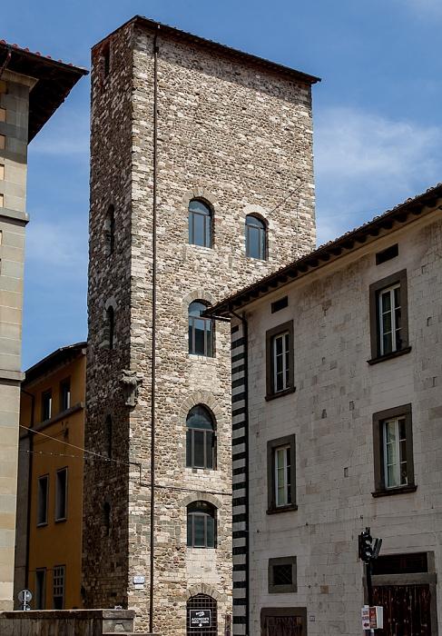 Pistoia Centro Storico: Torre di Catilina