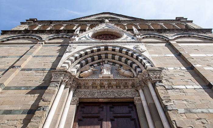 Pistoia Centro Storico: Chiesa di San Paolo