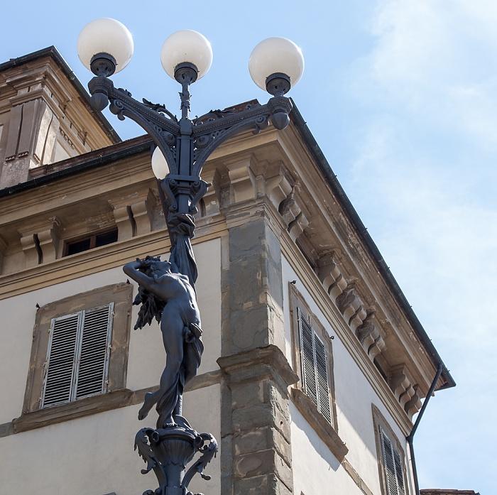 Pistoia Centro Storico: Piazza Giuseppe Garibaldi