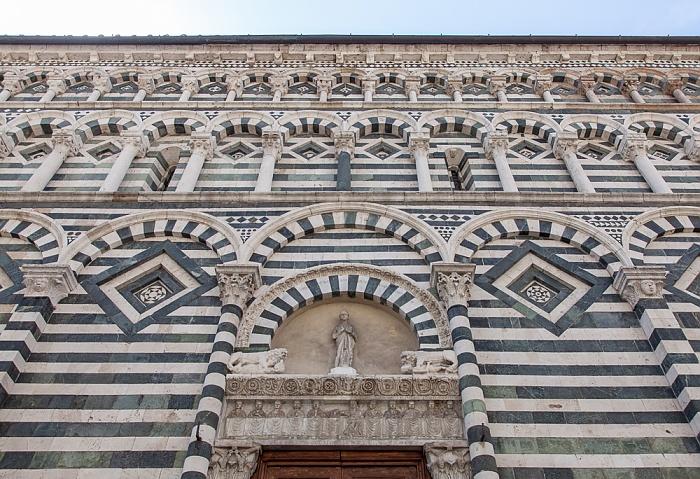 Pistoia Centro Storico: Chiesa di San Giovanni Fuorcivitas