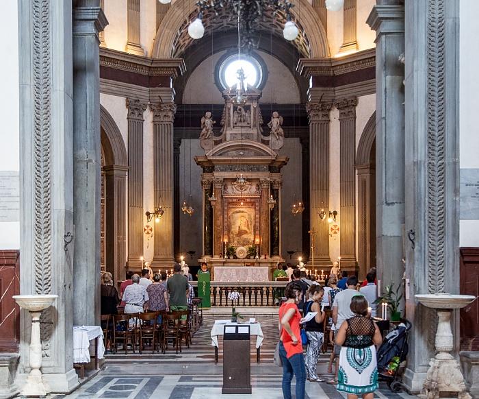 Pistoia Basilica della Madonna dell'Umiltà