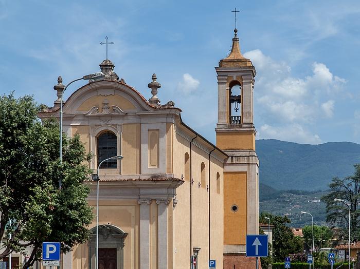 Pistoia Centro Storico: Chiesa di Santa Maria del Carmine