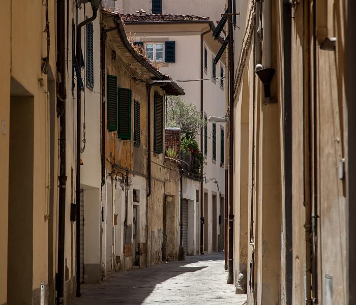 Pistoia Centro Storico: Via del Gelso