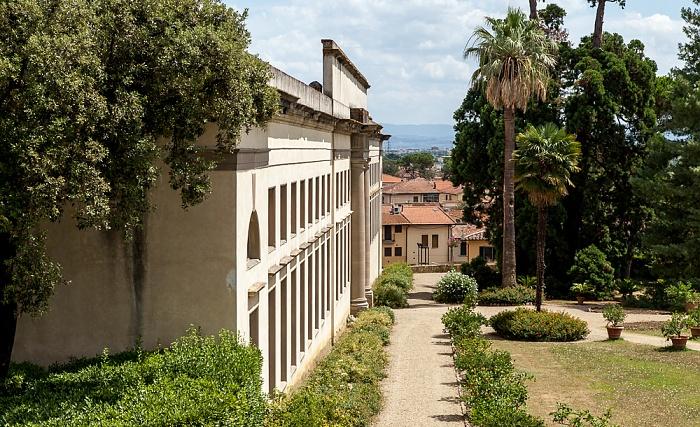 Giardino della Villa Medicea di Poggio a Caiano