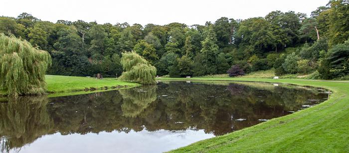 Ripon Studley Royal Water Garden