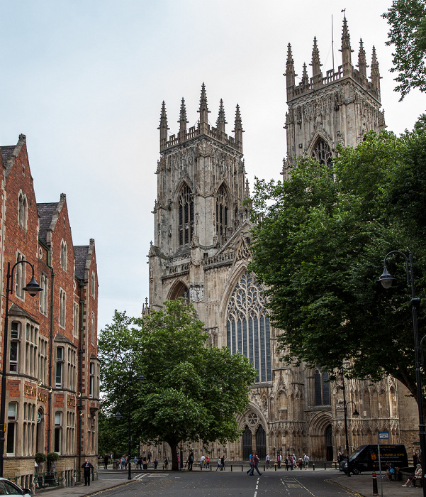 Duncombe Place, York Minster (Cathedral and Metropolitical Church of Saint Peter in York) Best Western Plus Dean Court Hotel