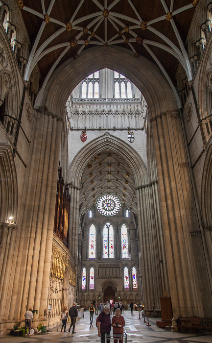 York Minster (Cathedral and Metropolitical Church of Saint Peter in York)