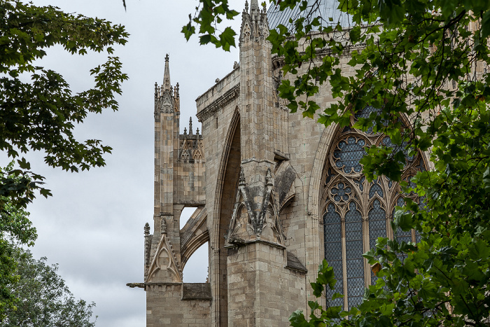 Dean's Park, York Minster (Cathedral and Metropolitical Church of Saint Peter in York)