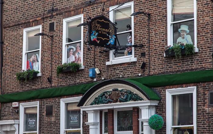 Museum Street: Thomas's of York