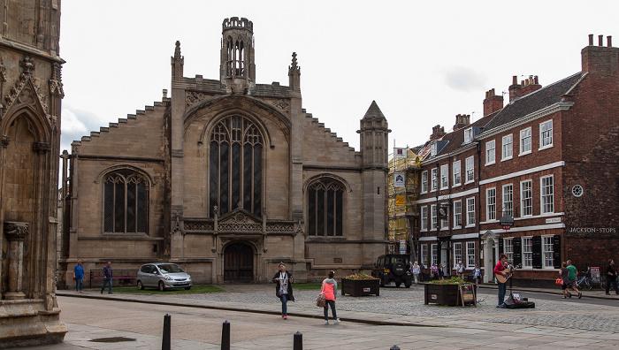 York High Petergate: St Michael le Belfrey