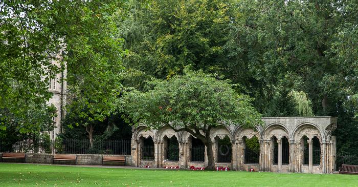 York Dean's Park