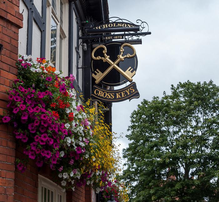 York Goodramgate: The Cross Keys